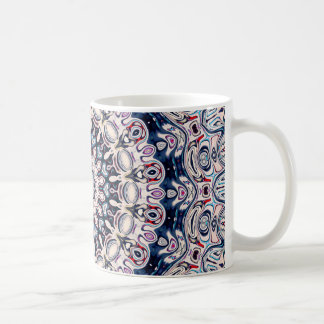 Ornate Mandala Pattern Coffee Mug
