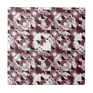 Ornate Modern Floral Tiles