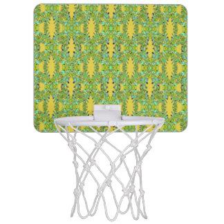 Ornate Modern Noveau Mini Basketball Hoop