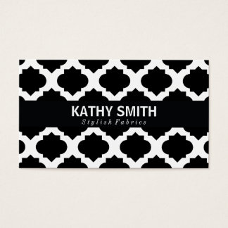 Ornate Pattern | Chic Business Card