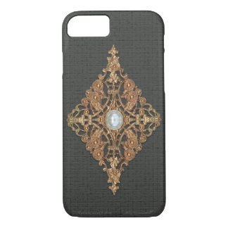 Ornate Pearl iPhone 7 Barely There Case