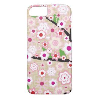 Ornate Sakura iPhone 7 Case
