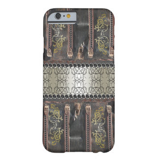 Ornate Steampunk Goth Vintage Look Barely There iPhone 6 Case