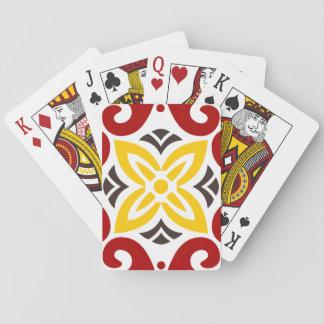 Ornatetile Playing Cards