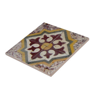 Ornate Vintage Tile - Trivet