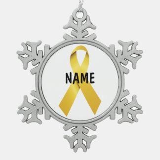 Ornement commémoratif d'hommage de suicide