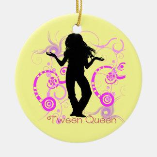 Ornement de la Reine de Tween