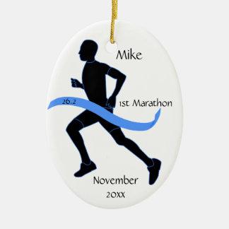 Ornement de marathonien - mâle