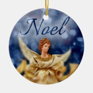 Ornement de Noël d'ange de Noel