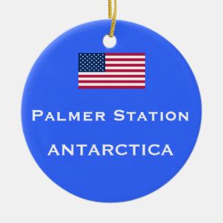 Ornement de Noël de Palmer Station*