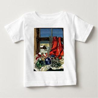 Ornements de Noël T-shirt Pour Bébé