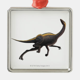 Ornithomimus Metal Ornament
