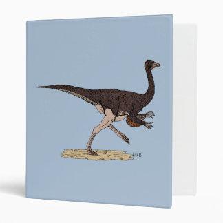 Ornithomimus Vinyl Binder