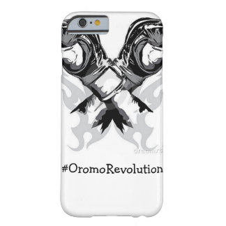 Oromo revolution barely there iPhone 6 case