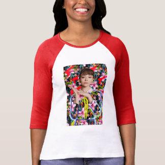 Orphan Black   Alison - Floral Pattern T-Shirt