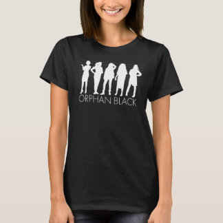 Orphan Black | Character Silhouette T-Shirt