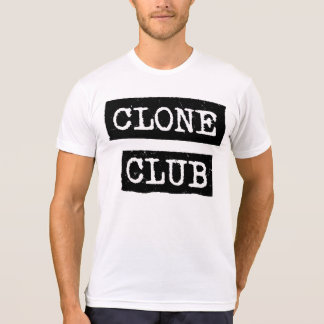 Orphan Black | Clone Club Typography T-Shirt