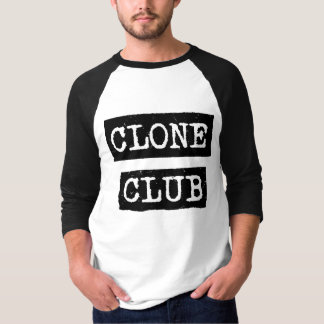 Orphan Black | Clone Club Typography T-Shirt