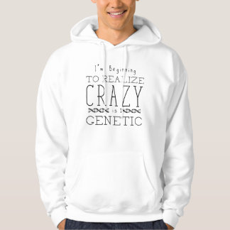 Orphan Black | Crazy is Genetic Hoodie