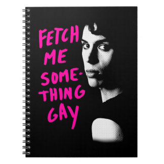 Orphan Black | Fetch Me Something Gay Spiral Note Books