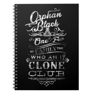 Orphan Black | I'm One, I'm a Few Notebook