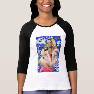 Orphan Black | Krystal Goderitch - Floral Sketch T-Shirt