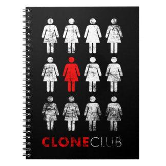 Orphan Black | Leda Clone Club Notebooks