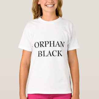 Orphan Black Simple Elegant Trendy Modern Girly T-Shirt