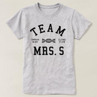 Orphan Black Team Mrs S T-Shirt