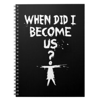 Orphan Black | When Did I Become Us? Notebook