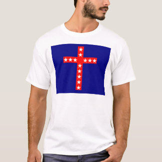 Orphan Brigage Flag (6th Kentucky Infantry) T-Shirt