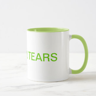 ORPHAN TEARS MUG