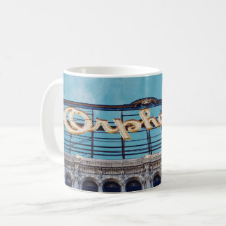 Orpheum Theater Rooftop Photograph Mug