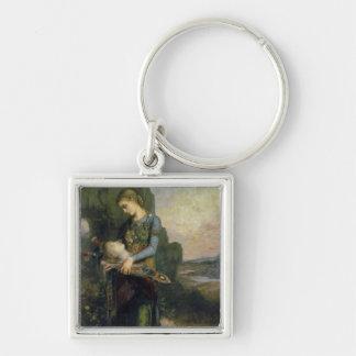 Orpheus, 1865 keychain