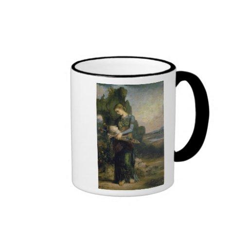 Orpheus, 1865 coffee mug