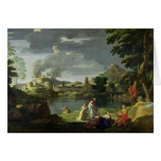 Orpheus and Eurydice 2 Card