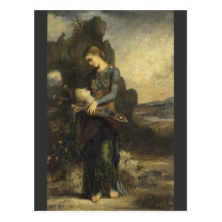 Orpheus by Gustave Moreau Postcard