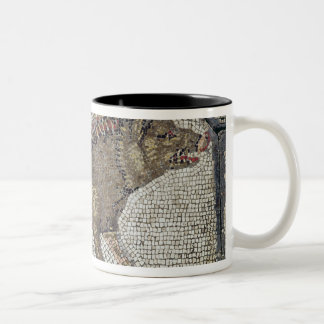 Orpheus Charming the Animals Two-Tone Coffee Mug