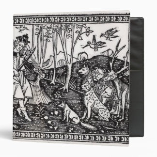 Orpheus Playing to the Animals, 1500 3 Ring Binders
