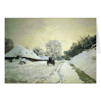 Orsay-brut by Claude Monet Greeting Cards