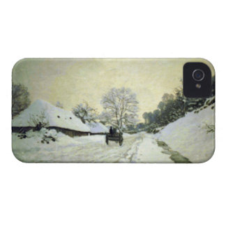 Orsay-brut by Claude Monet iPhone 4 Cases