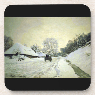 Orsay-brut by Claude Monet Drink Coasters