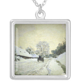 Orsay-brut by Claude Monet Custom Necklace