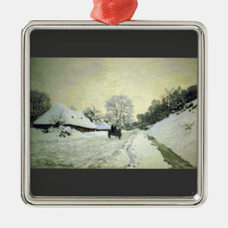 Orsay-brut by Claude Monet Christmas Tree Ornaments