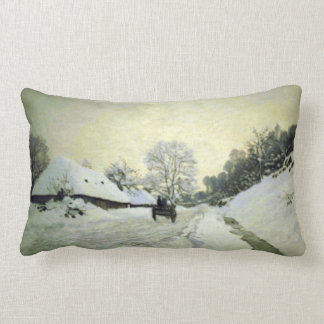 Orsay-brut by Claude Monet Pillow