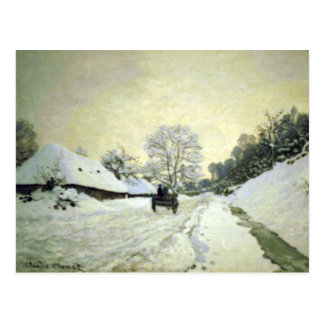 Orsay-brut by Claude Monet Postcard