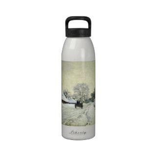 Orsay-brut by Claude Monet Drinking Bottle