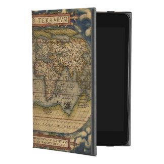 Ortelius Form of the World Map iPad Mini 4 Case
