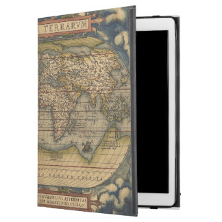"Ortelius Form of the World Map iPad Pro 12.9"" Case"
