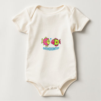 ORTHODONTIST BABY BODYSUIT